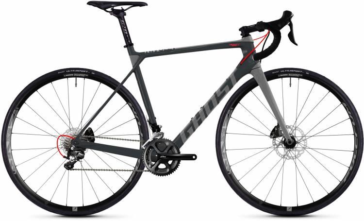 Ghost Nivolet X5.8 LC U 2018 - Bicicleta de Carrera Carbono Hombres