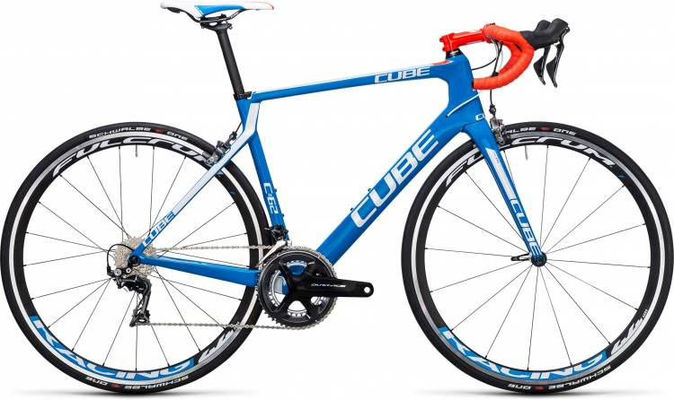 Cube Agree C:62 SL team wanty 2017 - Bicicleta de Carrera Carbono Hombres