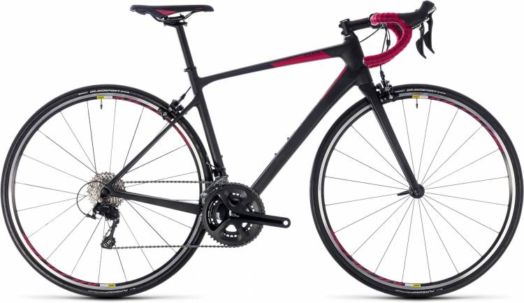 Cube Axial WS GTC Pro carbon n berry 2018