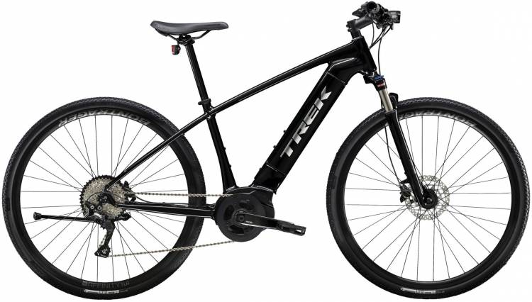 Trek Dual Sport+ Trek Black 2020 - Bicicleta-Eléctrica Cross Hombres