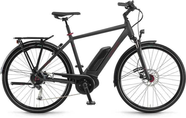 Winora Tria 9 500Wh black dull - Hombres 2021