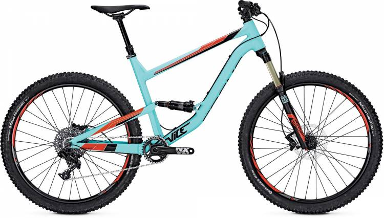 Focus Vice SL 27 2017 - MTB Doble Suspensión