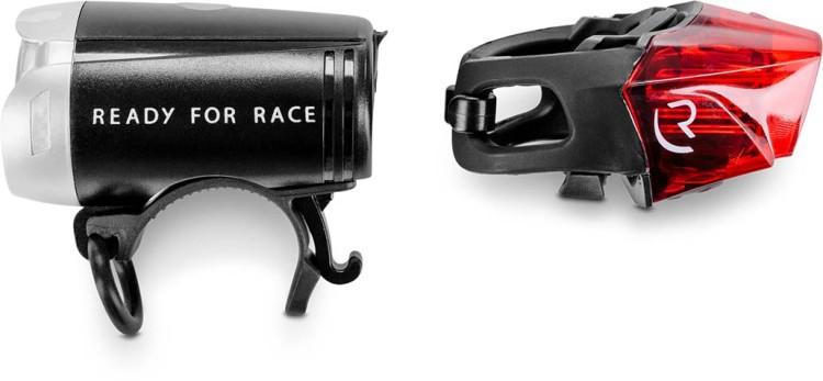 RFR Set de iluminación Tour 35 USB Strap negro
