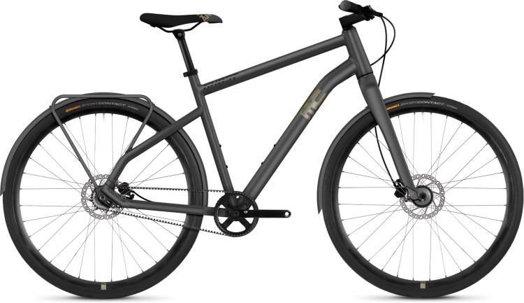 Ghost Square Urban 3.8 AL 2018 - Bicicleta Fitness Hombres