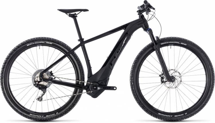 Cube Reaction Hybrid SL 500 black edition 2018 - MTB-Eléctrica Rígida
