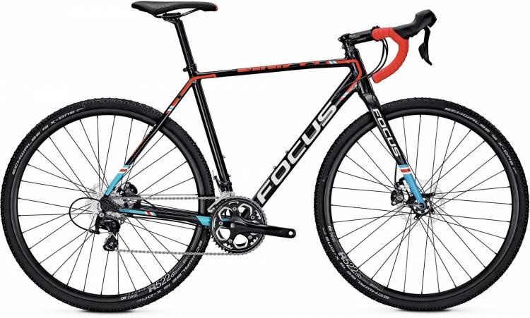 Focus Mares Al 105 magic black 2017 - Bicicleta de Ciclocross