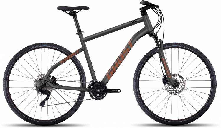Ghost Square Cross 7 2017 - Bicicleta Cross Hombres