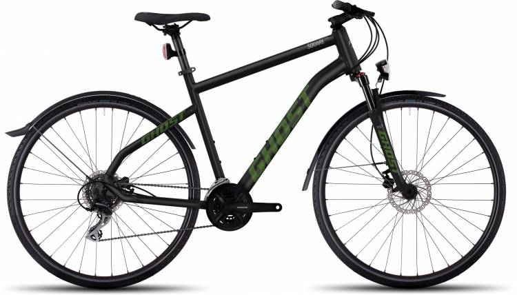 Ghost Square Cross X 3 2017 - Bicicleta Cross Hombres