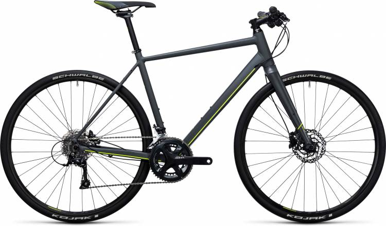 Cube SL Road Pro grey n flashyellow 2017