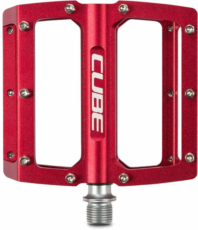 Cubo Pedales ALL MOUNTAIN rojo