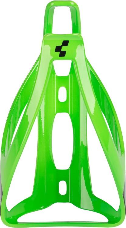 Portabidón Cube HPP negro y verde brillante