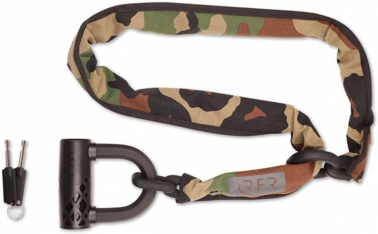 RFR Chain Lock Style Camuflaje verde
