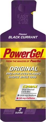 PowerBar PowerGel - Black Currant Energiegel