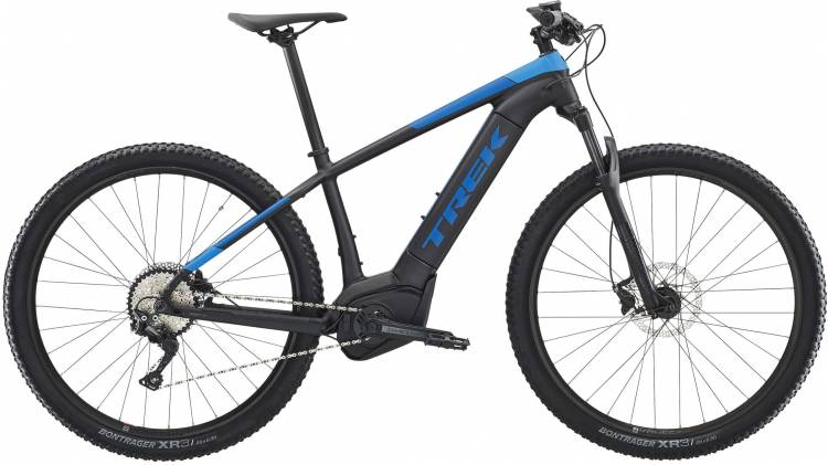 Trek Powerfly 5 Matte Trek Black 2020