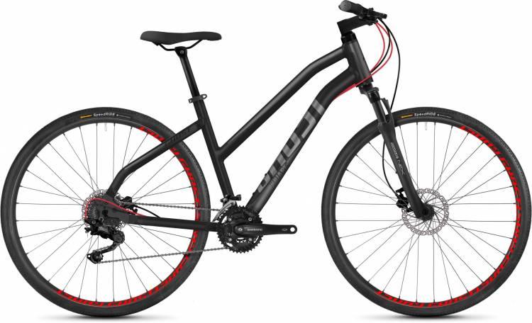 Ghost Square Cross 4.8 AL 2018 - Bicicleta Cross Damas Trapecio