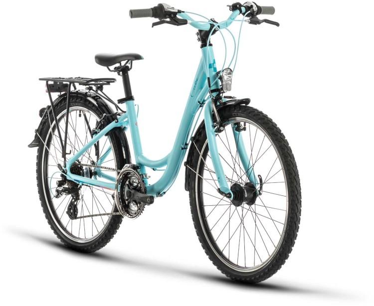 Cube Ella 240 lightblue 2021 - Bicicleta Niños 24 Pulgadas