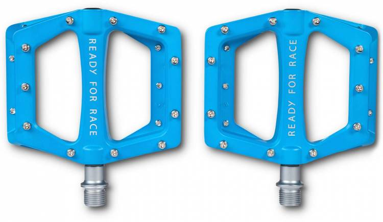RFR Pedales planos CMPT azul