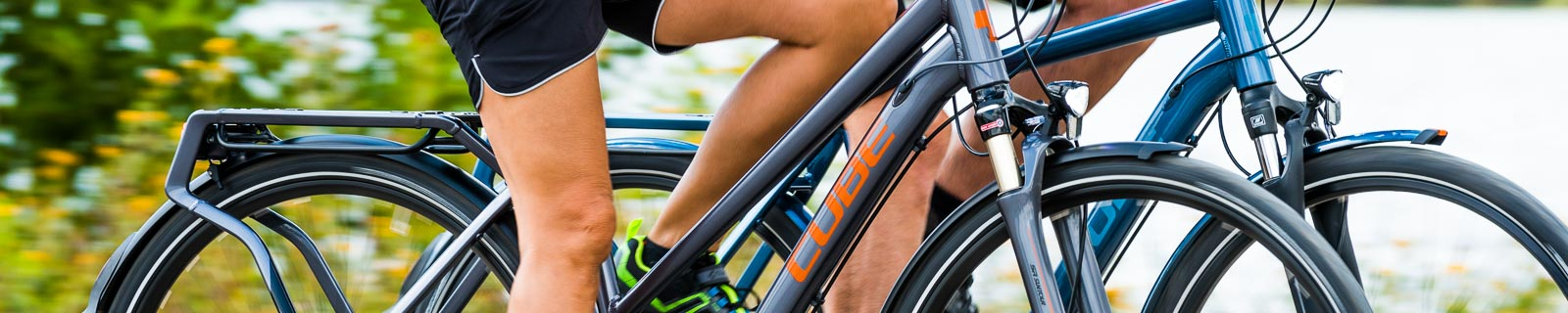 Bicicletas Trekking para damas