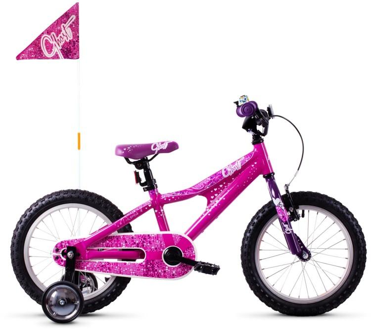 Ghost Powerkid 16 AL 2021 - Bicicleta Niños 16 Pulgadas