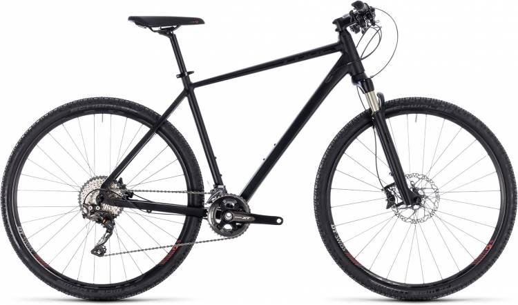Cube Cross SL black edition 2018 - Bicicleta Cross Hombres