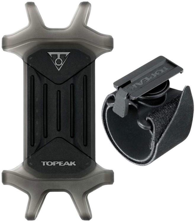 TOPEAK Soporte para Smartphone Omni Ridecase negro