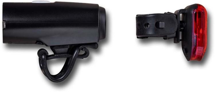 Set de iluminación RFR Tour 18 USB negro