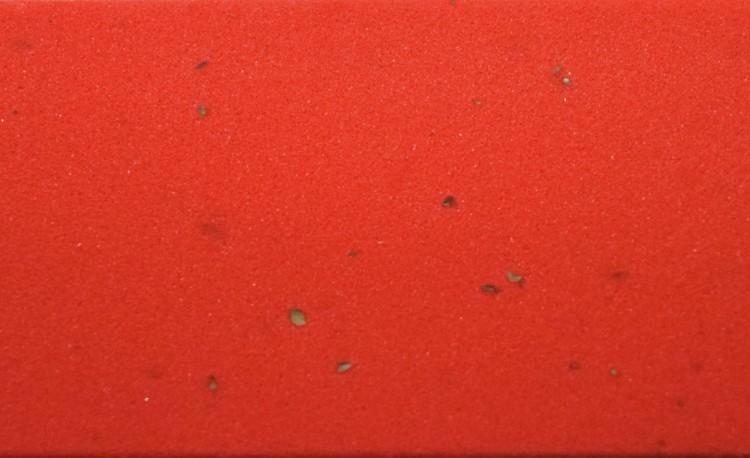 Cubo Manillar Cinta de corcho rojo