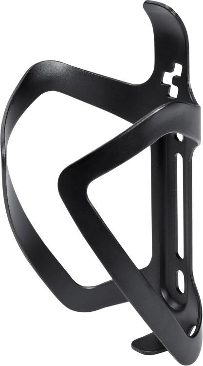Portabidón Cube HPA top cage negro anodizado