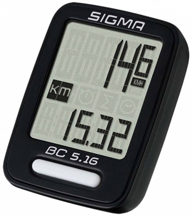 Sigma Bicycle Computer BC 5.16